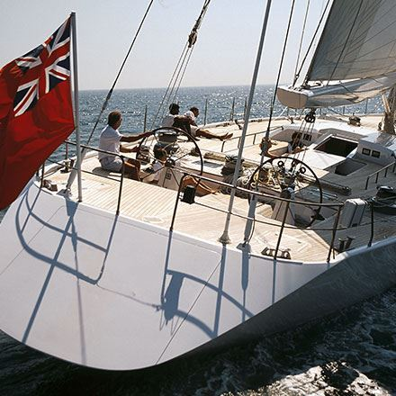 Picture for category Luxury Yacht