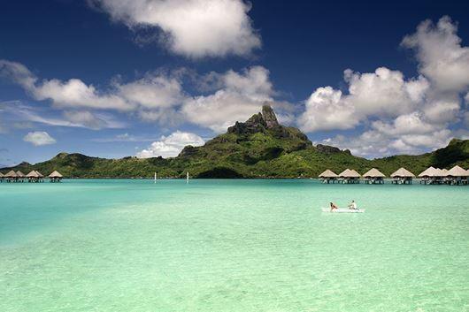 Crociera a Bora Bora