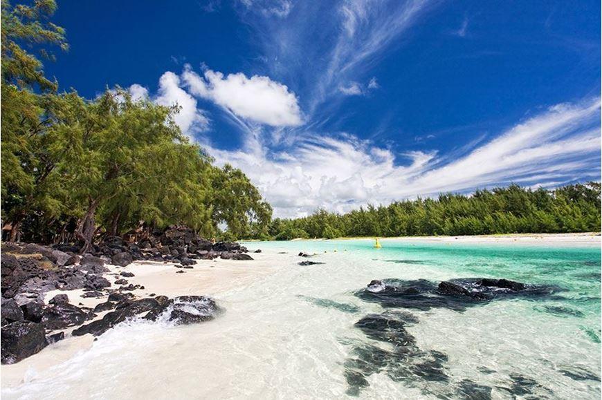 Crociera alle isole Mauritius