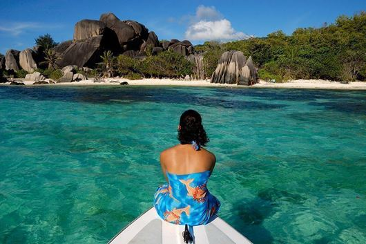Crociera all Seychelles - Silhouette