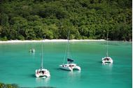 Crociera nell'arcipelago delle Seychelles