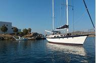 Immagine di Magic - IRWIN 65   Luxury sailing yacht   crociera in barca a vela   Grecia - mediterraneo