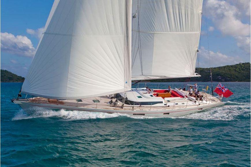 Immagine di Swallows and Amazons - CNB 77 | Luxury sailing yacht | crociera in barca a vela | Mediterraneo e Caraibi