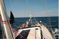 Immagine di Elan 450 in Adriatico