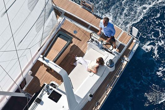 Picture of Oceanis 48 - Lefkas