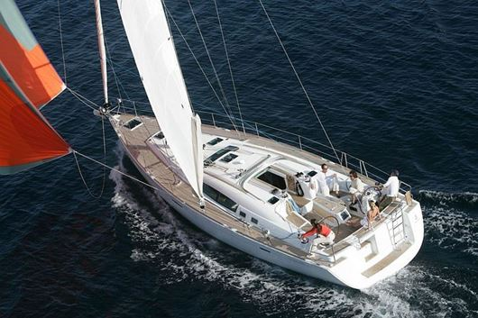 Picture of Oceanis 50 - Lefkas
