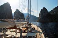 Immagine di Whitefin | Luxury sailing yacht | crociera in barca a vela | Mediterraneo