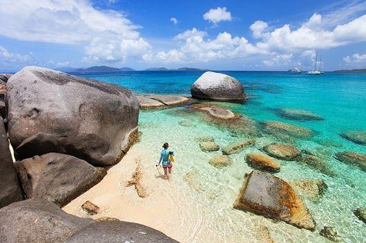 Crociera su catamarano da Tortola a Tortola - Isole vergini