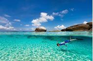 Immagine di Isole Vergini Britanniche | Tortola luxury cruise | Vacanza in catamarano | Pensione completa