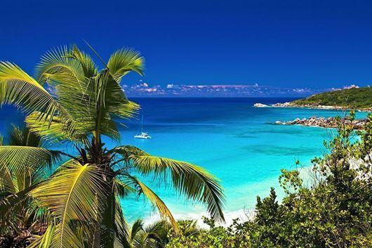 Immagine di Seychelles | Praslin Deluxe Cruise | Vacanza a vela in catamarano | Pensione completa