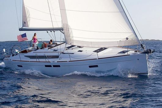 Picture of Sun Odyssey 479 - Lefkas