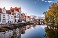 Immagine di Bruges e la costa 2017