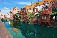 Immagine di Bruges per famiglie 2017