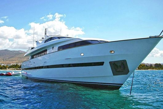 Immagine di  My Project Steel | Luxury motor yacht | crociera in yacht | Grecia