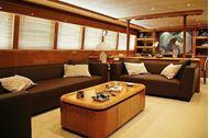 Immagine di  My Project Steel   Luxury motor yacht   crociera in yacht   Grecia
