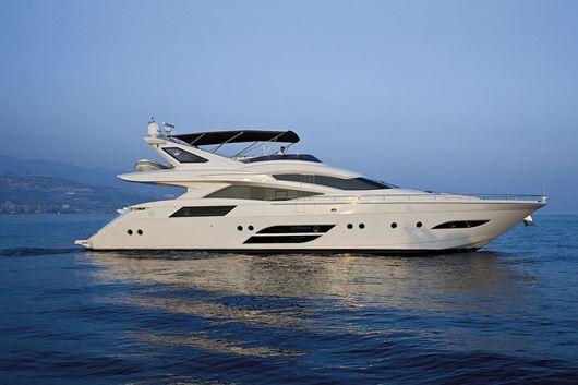 Immagine di Sacha | Luxury motor yacht | crociera in yacht | Sardegna - Mediterraneo