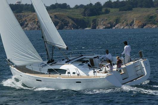 Immagine di Weekend da Chiavari su Oceanis 46