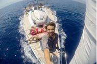 Immagine di Sicilia - Isole Eolie   Crociera in flottiglia a vela o in catamarano   7 giorni agosto