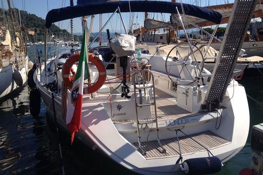 "Immagine di Sun Odyssey 45 ""MondoX"" (weekend)"