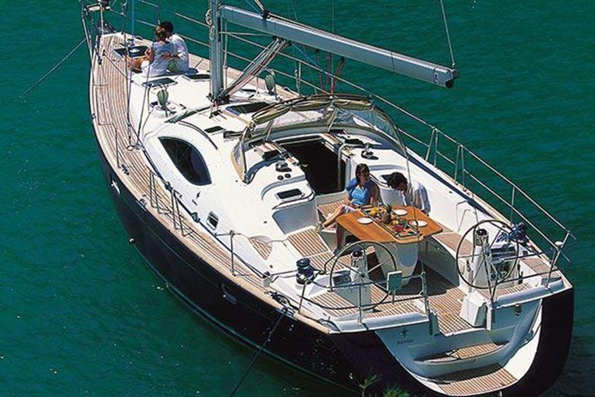 Immagine di Grecia ionica | Sun Odyssey 49DS  Cabin Cruise | Crociera a vela