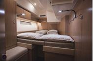 Immagine di JK Sail - Bavaria 57 | Luxury sailing yacht |  Vacanza a vela | Golfo di Napoli e Capri