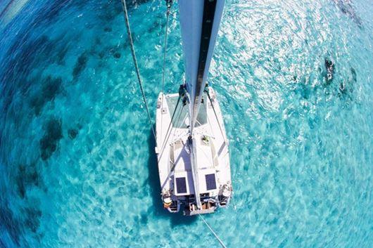 Immagine di Capodanno in flottiglia alle Grenadine | Crociera a vela in catamarano | VOLI INCLUSI