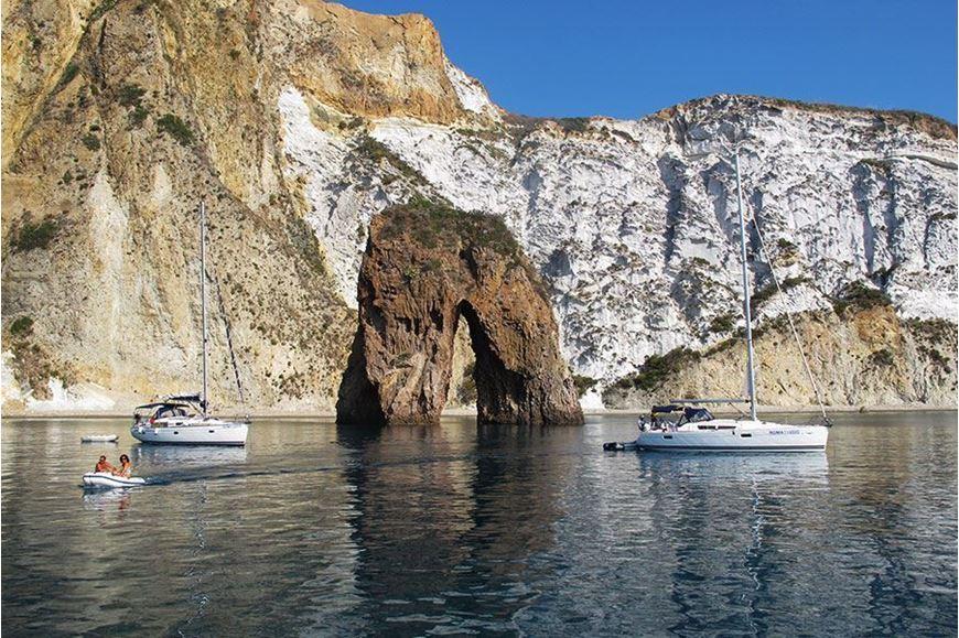 Immagine di 2018 | isole Pontine | Crociera a vela cabin charter | 7 o 14 giorni