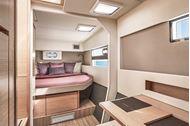 Nautitech Open 40 - cabina matrimoniale