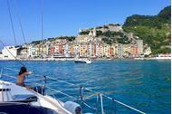 Immagine di Liguria - Cinque Terre | Cabin charter | Weekend in barca a vela