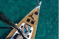 Immagine di Euribia - Dufour 520 GL | Luxury sailing yacht | Vacanza a vela charter | Liguria, Sardegna e Corsica