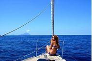 Immagine di Sicilia - Isole Eolie   Crociera in flottiglia a vela o in catamarano   14 giorni agosto