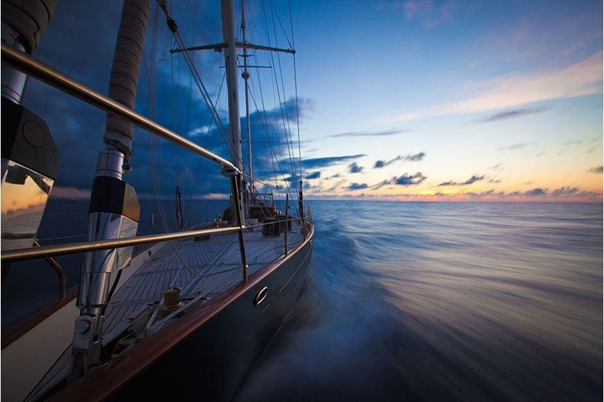 Immagine di Velacarina | Luxury sailing yacht | crociera in barca a vela | Mediterraneo