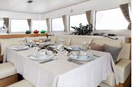 Immagine di Nova | Luxury catamaran | crociera in catamarano | mediterraneo