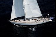 Immagine di Callistò - Swan 80 | Luxury sailing yacht | crociera in barca a vela | mediterraneo