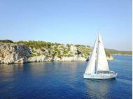 Immagine di Pharia - Hanse 57 | Luxury sailing yacht | crociera in barca a vela | mediterraneo