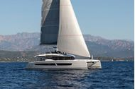 Immagine di  Number One | luxury catamaran | crociera in catamarano | mediterraneo