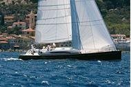 Immagine di Blue Oyster - Dehler 60 | Luxury sailing yacht | crociera in barca a vela | Costiera Amalfitana