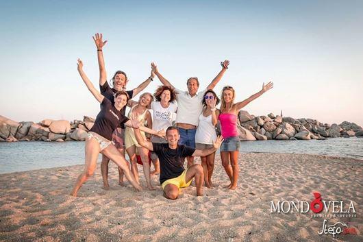 Immagine di Sardegna | VELA & FITNESS | mini flottiglia a vela | 7 giorni agosto