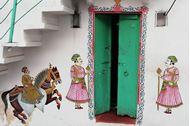 Immagine di foto india capodanno