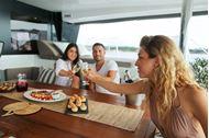 Noleggio catamarano di lusso Valium
