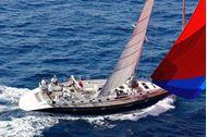 Immagine di Wild Salmon - CNB 64 | Luxury sailing yacht | crociera in barca a vela | mediterraneo