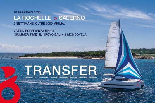 Immagine di Trasferimento Bali 4.1 | La Rochelle - Salerno
