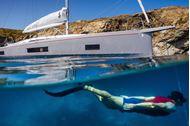 Oceanis 46.1 relax in rada - Mondovela