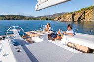 Beneteau Oceanis 46.1 relax pozzetto - Mondovela