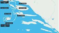 Croazia - crociera su catamarano con Mondovela