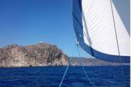 Crociera in barca a vela in costiera Cilentana con Mondovela
