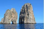 Crociera in barca a vela Costiera Amalfitana - Mondovela - Faraglioni Capri