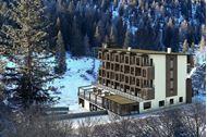 Ponte dell'Immacolata sulla neve in Alta Badia - Hotel