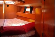 Sardegna   Sun Odyssey 52.2   Crociera A Vela Cabin