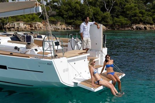 Crociera in barca a vela in costiera Amalfitana con Mondovela